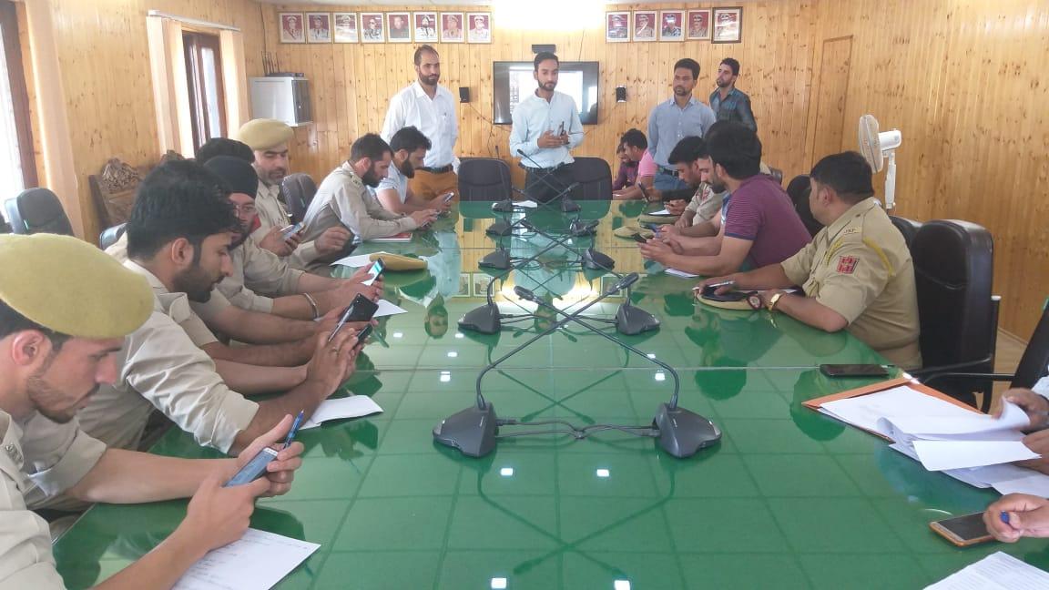RADMS training programme held at DPL Ganderbal