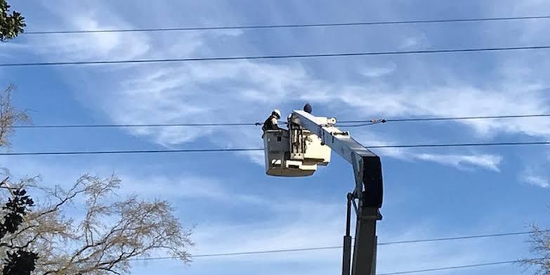EMPLOYEE electrocuted in Sopore Kashmir