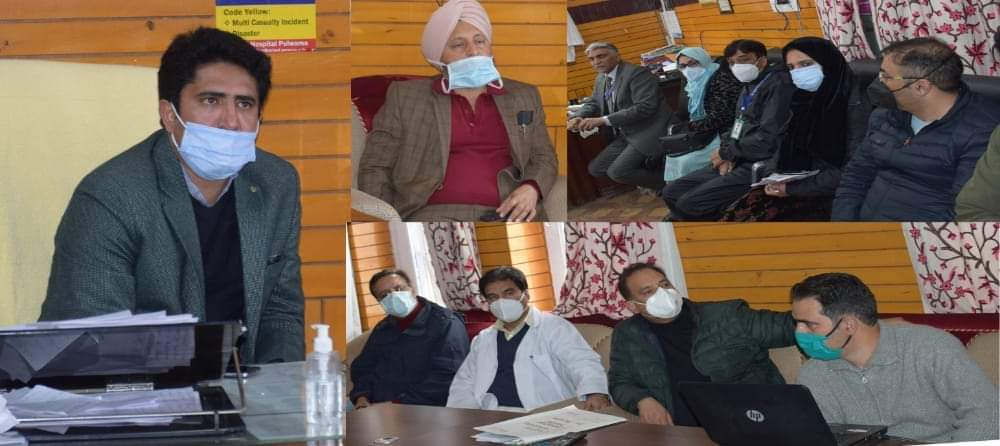 NBE conducts inspection of DNB surgery department at D H Pulwama