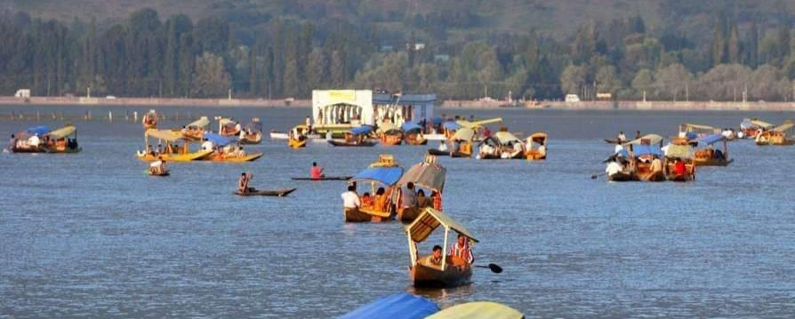 Jammu and Kashmir High Court has ordered that vehicles seized for carrying illegal construction material along Dal Lake or its adjoining areas shall be released against Rs 50000 fine in the first instance and Rs one lakh for repeating the offence