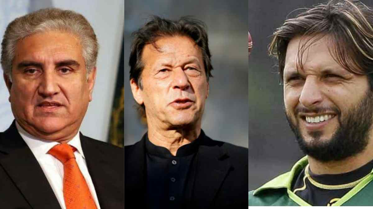 Burying rivalries, Pakistani politicians and celebs offer help to India