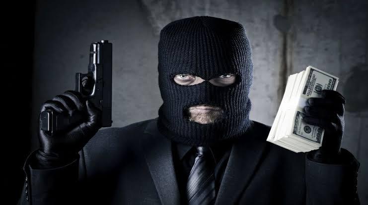 Four armed men loot JK Bank in North Kashmir