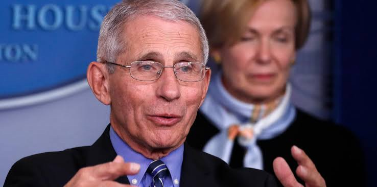 India should shut down the country for a few weeks to break the chain : Dr Fauci